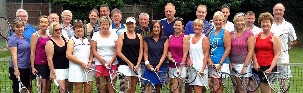 Aughton Lawn Tennis Club #01