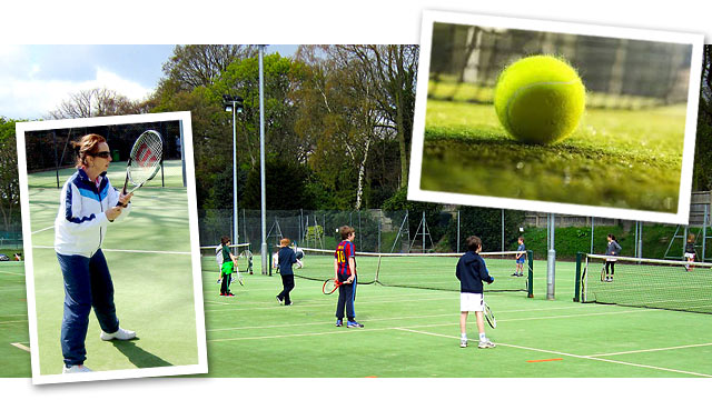 Aughton Lawn Tennis Club today