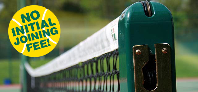 How to join Aughton Lawn Tennis Club